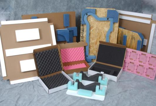 Chicago Custom Protective Foam Packaging Materials